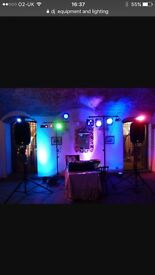 Dj - available for all occasions/ parties/ christenings/ kids parties/ weddings and much more.