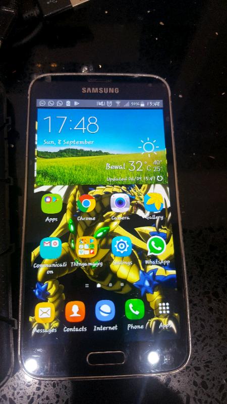 Samsung Galaxy S5 Unlocked Mobile Phone | in Earley, Berkshire | Gumtree