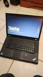 "Lenovo 15"" i7 8gigs laptop (ThinkPad T530)"