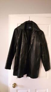 Leather Jacket - GAP