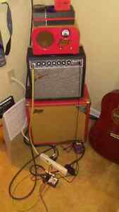 Fender Amp and cab