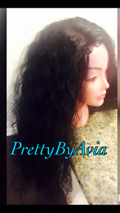 CUSTOM WIGS STARTING FROM $90- WEAVES- EXTENSIONS