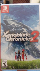 Nintendo Switch Xenoblade Chronicles 2'( Price Reduced)