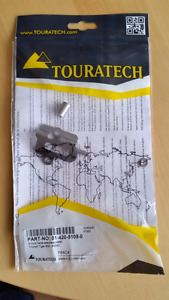 Triumph Tiger 800 side stand switch protection by Touratech