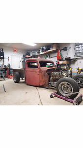 Hotrod project