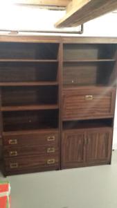 2 free cabinets
