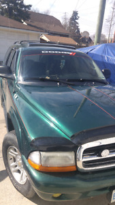 Reduced 2003 dodge slt very clean and well maintained no rust