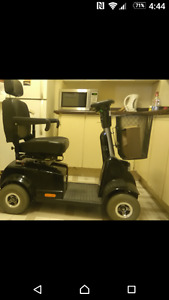 Fortress 1700 TA 4 wheel scooter