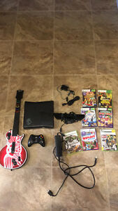Xbox 360 excellent condition with Kinect, games, controller