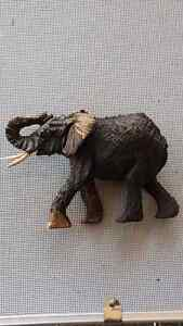 Wooden elephant  Cambridge Kitchener Area image 1