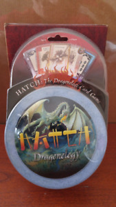 Dragonology Game - Collectible Tin - Factory Sealed!