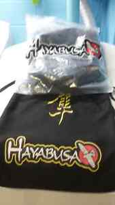 Brand new A0 HAYABUSA high quality BJJ gi