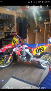 2011 CRF450R for sale Mint!