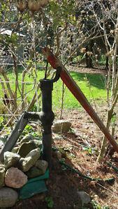 Antique Water Pumps London Ontario image 2