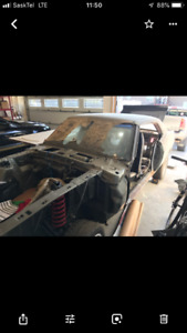 1969 mustang coupe project car
