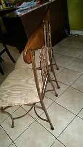Antique set of 4 chairs London Ontario image 5