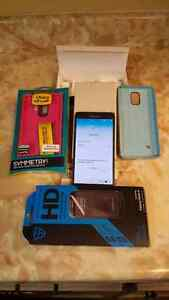 Note 4 with bell. Excellent condition.