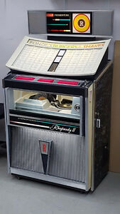 Affordable Rec Room Jukebox !  FREE RECORDS OF YOUR CHOICE !