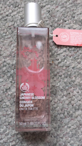 Brand New The Body Shop 50ML Japanese Cherry Blossom Perfume.