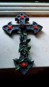 Decorative Cross from Green Earth