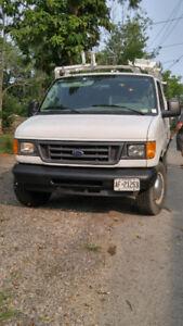 2006 Ford Econo Contractors Van