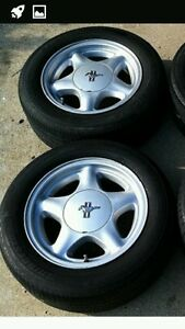 Looking for Ford Mustang rims