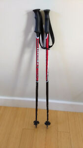 Ski poles downhill kids 90cm 35in...