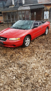1999 Chrysler sebring