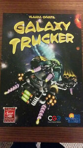 Galaxy Trucker, Space Theme Board Game