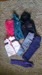 Size 7-8  Girls clothing  23 pieces