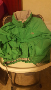 Northface spring jacket size xl