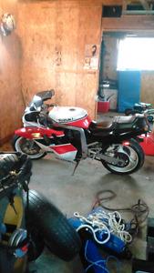 Gsx R 750 mecanique A 1