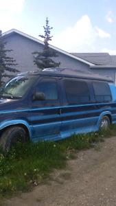 Full size van