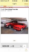 ISO: Garage Floor Mat