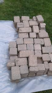 Used but yet nice interlocking brick