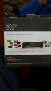 wd tv box.movies tv