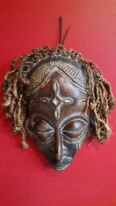 Masque Africain (Chokwe du Cameroun)