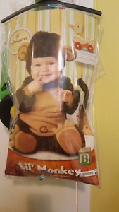 6-12 month baby costume