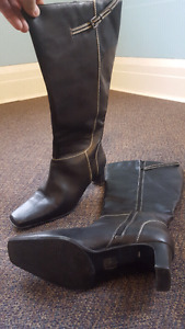Womens Leather Boots Size 12 US(10 UK)