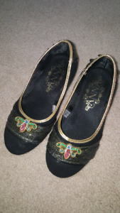 Anna Disney Store shoes