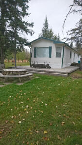 Lakefront Cabin and Lot For Sale - Turtle Lake, SK