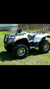 Trade for Another 4x4 Atv