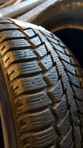 225 60 16 Winter snow tires