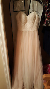 Stella York wedding gown $350 OBO