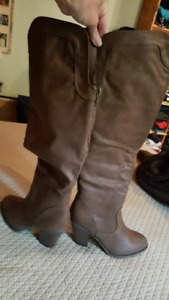 New Vybe Over the Knee High Boots