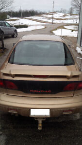 1998 Pontiac Sunfire Sedan Kitchener / Waterloo Kitchener Area image 3