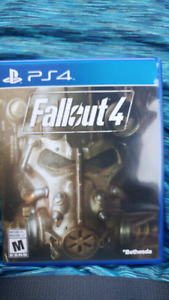 Jeu PS4 Fallout 4