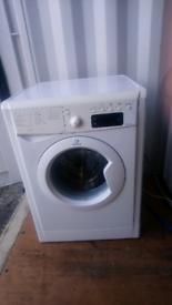 Indesit 8kg washing machine (free delivery)