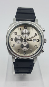 Stunning Relic Raceway Chronograph Watch. Mint condition