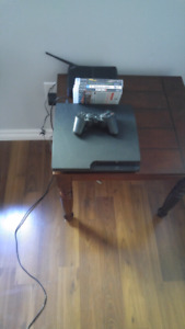 PS3 in excellent working condition